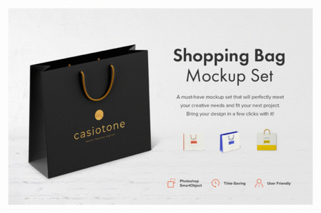 Download Paper Bag Mockup White Yellowimages