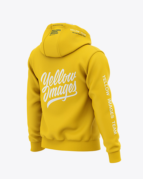 Download Front Back Hoodie Mockup Psd Yellowimages