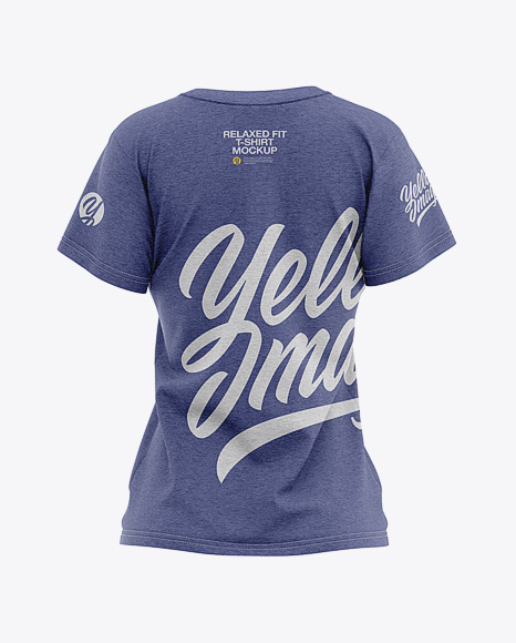 Download T Shirt Mockup Front And Back Psd Free Yellowimages