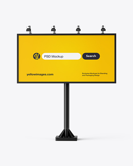 Download Computer Monitor Mockup Free Yellowimages