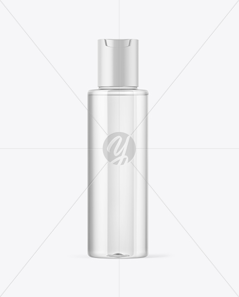 Download Transparent Cosmetic Bottle Mockup Free Yellow Images