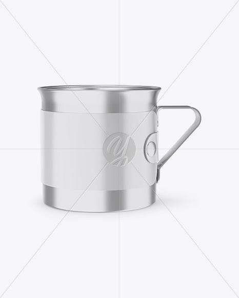 Download Enamel Mug Psd Mockup Yellow Images
