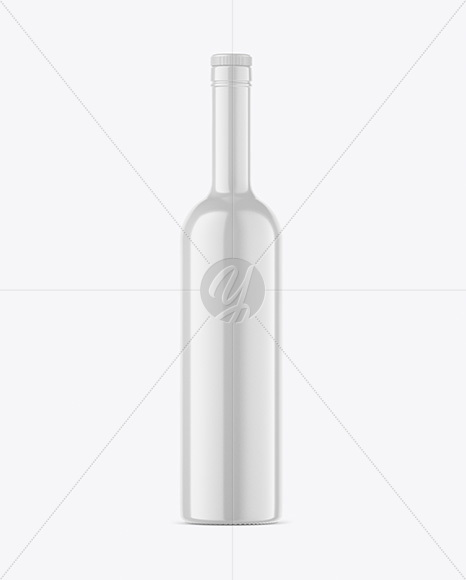 Download Ceramic Bottle With Cork Psd Mockup Yellowimages