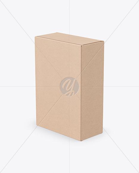 Download Packaging Carton Box Mockup Yellowimages