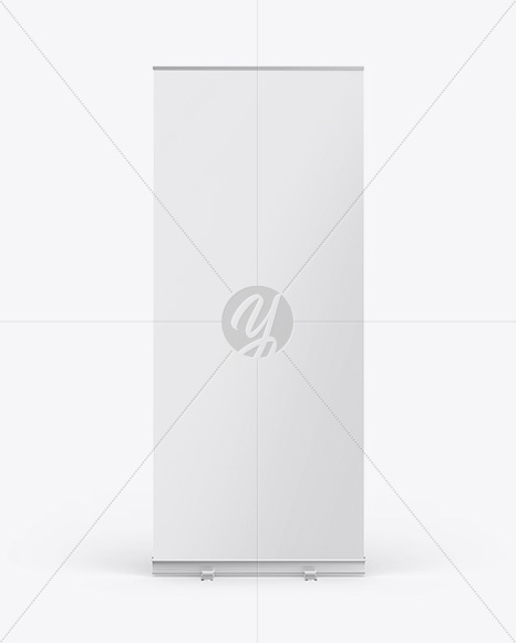 Download Roll Up Banner Mockup Psd Free Yellowimages