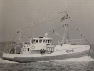 VG 25 Almy West