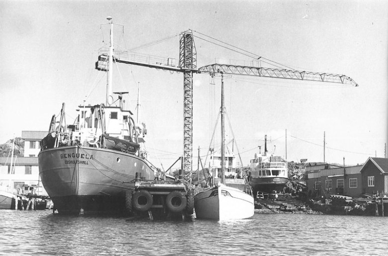 Skärhamns Slip 1980