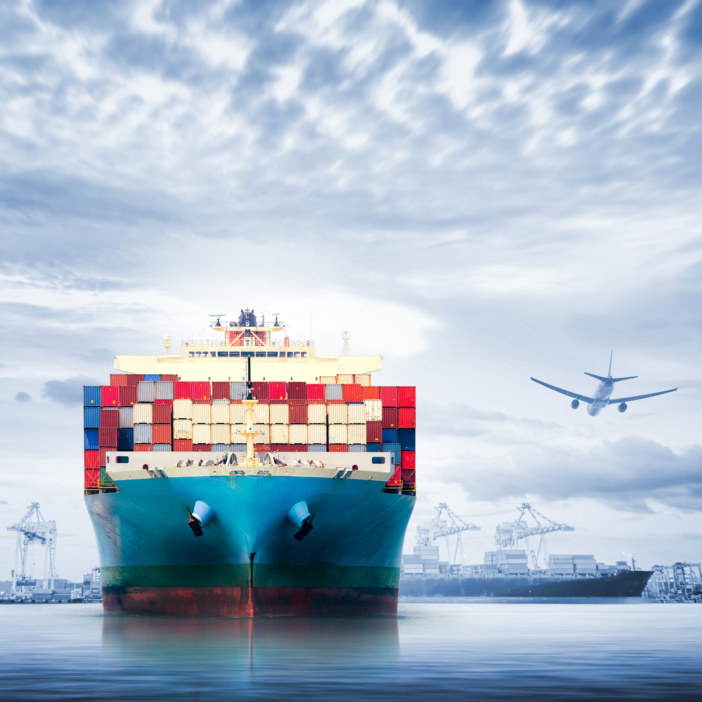 Ocean Allport Cargo Services UK Freight Supply Chain