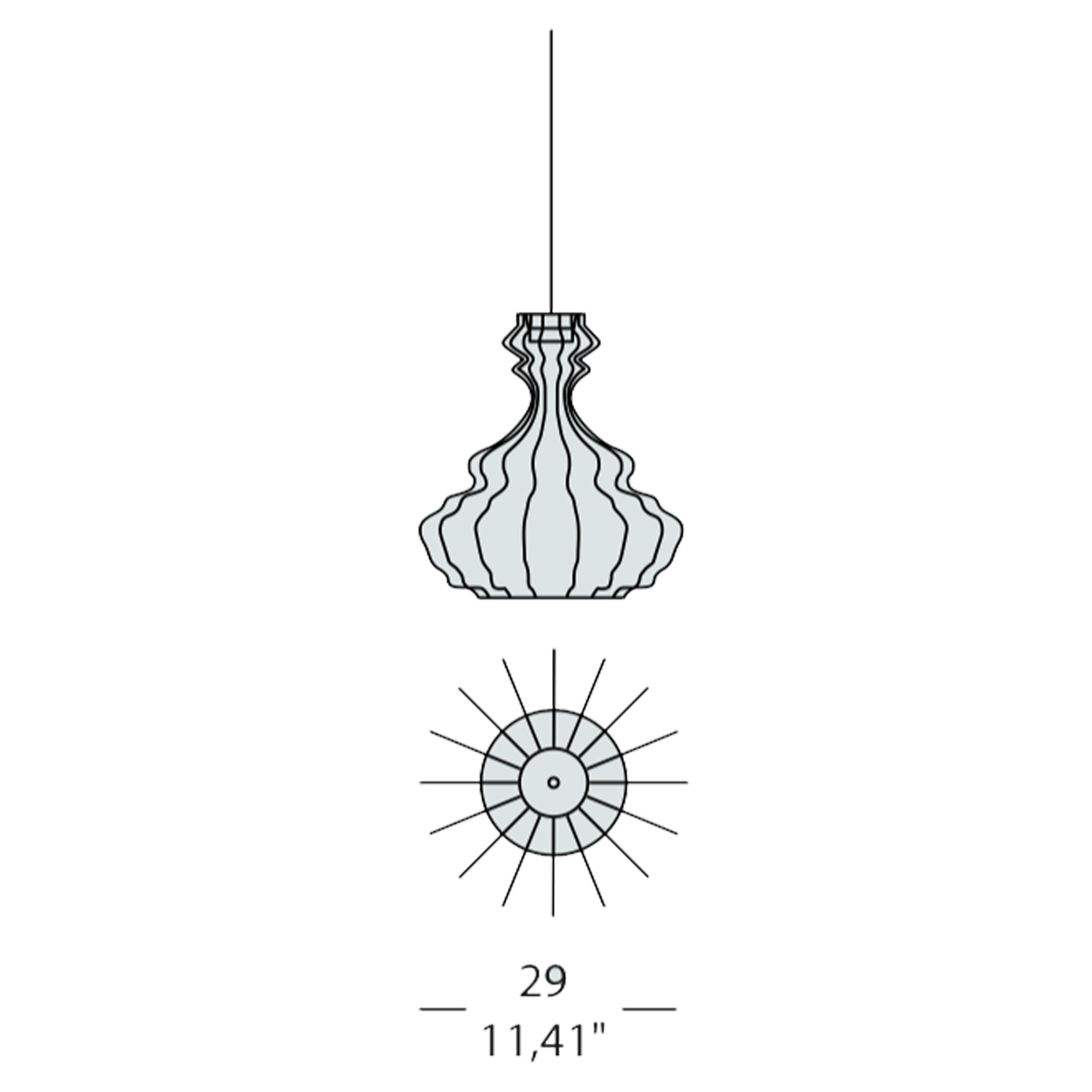 Buy The Bia Corinto Small Pendant Light