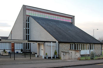 St Bernadette's, Tullibody