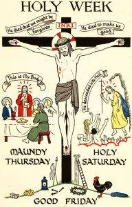 Dundee Latin Mass – Holy Week and Easter | DIOCESE of DUNKELD