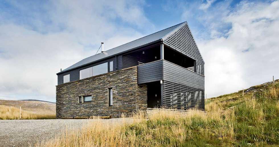 A Hebridean Beach House  Homebuilding  Renovating