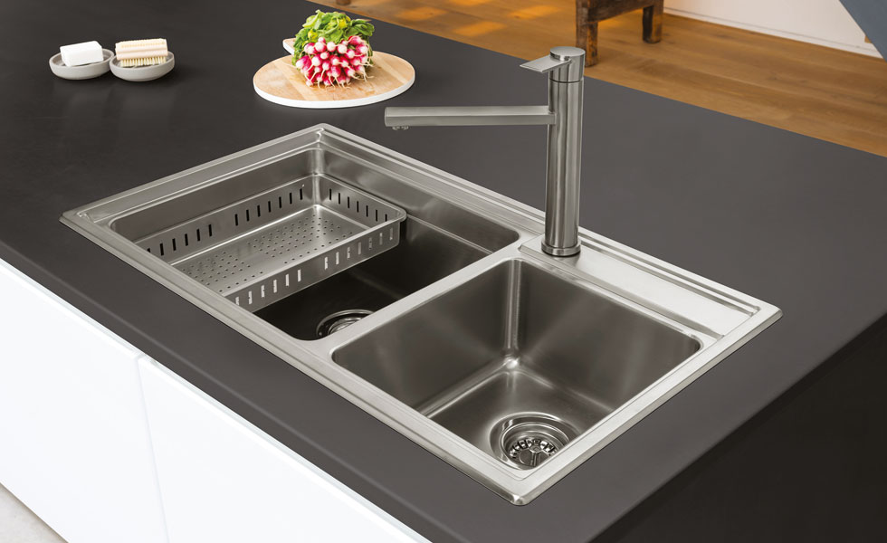 amazon kitchen sinks undermount cushions for chairs how to choose a sink | homebuilding & renovating