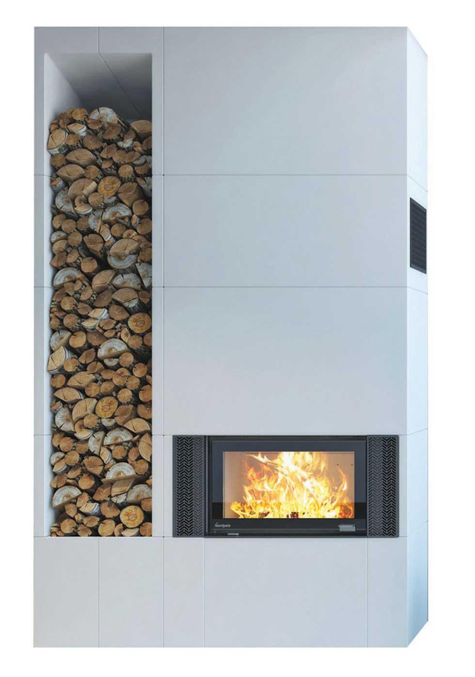 Choosing a Fire Surround  Homebuilding  Renovating