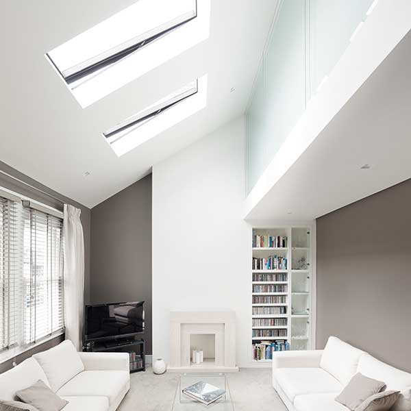 Homebuilding Renovating: Cathedral Ceiling Extension