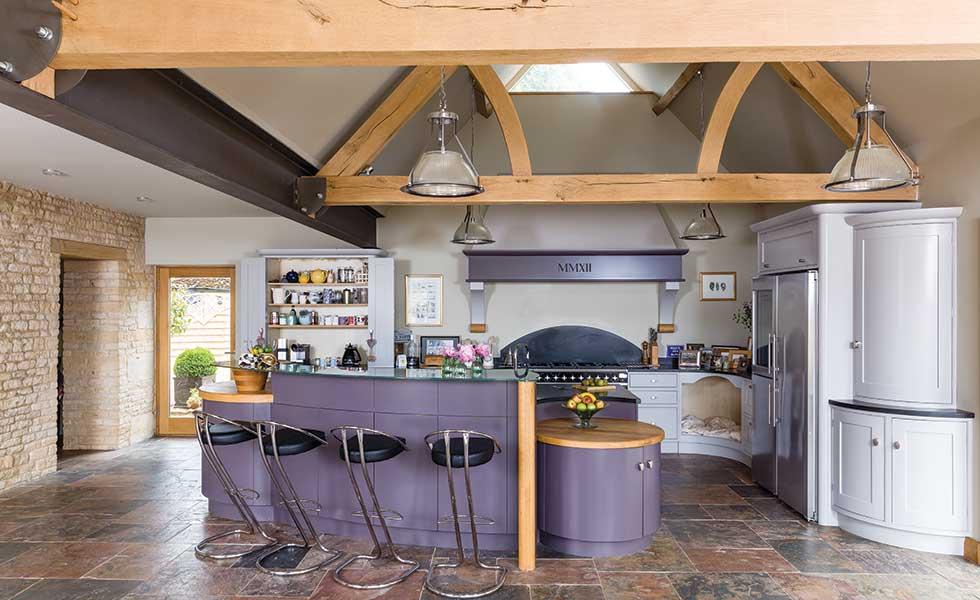 Cotswolds Barn Conversion Homebuilding & Renovating