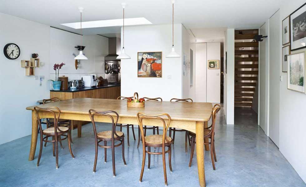 14 Renovated Terraced Homes  Homebuilding  Renovating