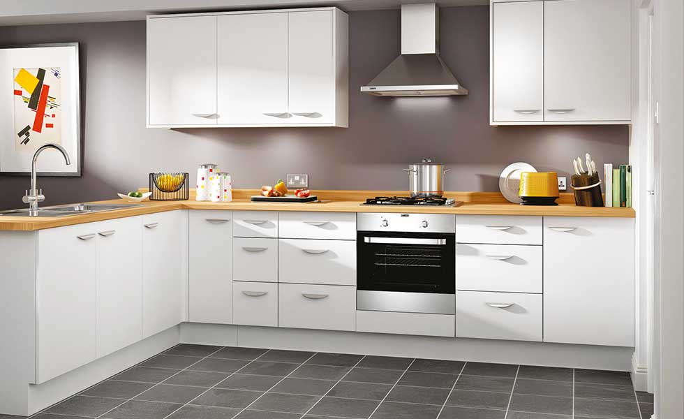 kitchen on a budget counter lighting how to get for under 5 000 homebuilding renovating contemporary white