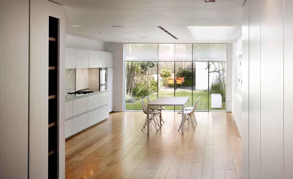 Kitchen Diner Floor Plans