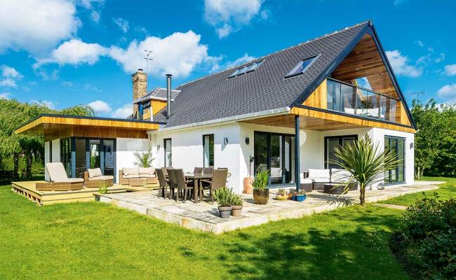 8 Remodelled Bungalows Before After Homebuilding