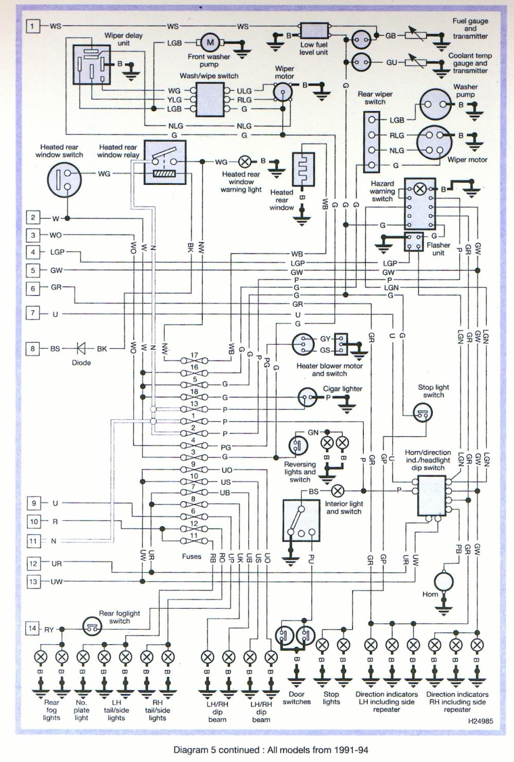 medium resolution of wrg 8228 land rover ignition wiring defender2 net view topic help needed 200tdi 110 rear