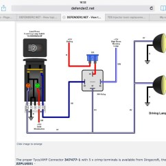 Spot Light Switch Diagram Single Phase To Three Converter Wiring Defender2 Net View Topic A Favour