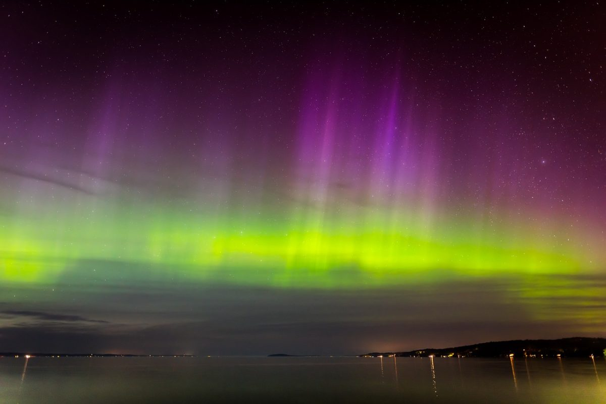 Northern Light Forecast Norway