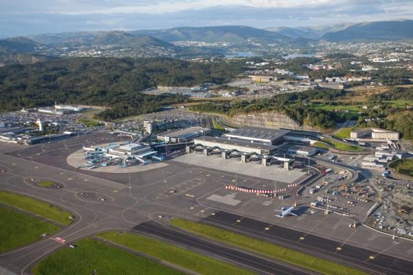 The NewLook Bergen Airport