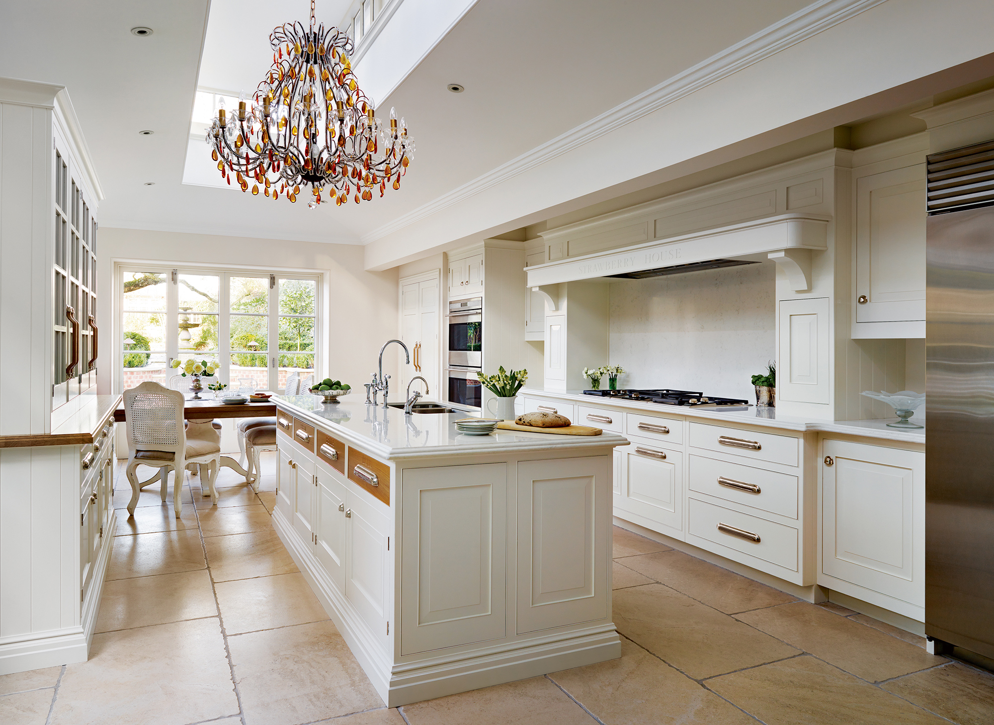 Luxury Bespoke Kitchens  English Classic Collection