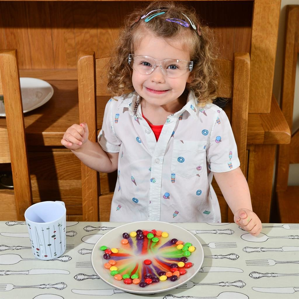 Science Mad 3 Year Old Is You Test Tube Star