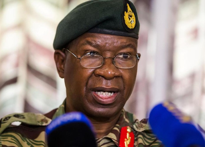 General Sibanda speaks on corrupt Zim politicians