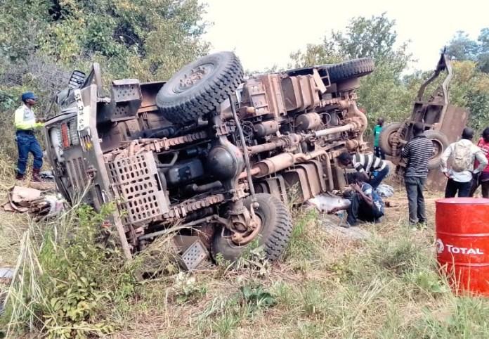 Soldier Dies, 24 Injured Kariba Army Truck Accident