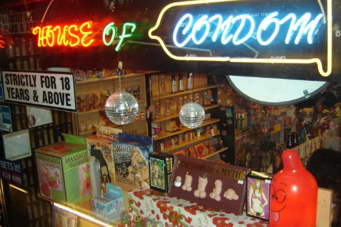 Zimbabwe Licences First Upmarket Adult Sex Toy Shop
