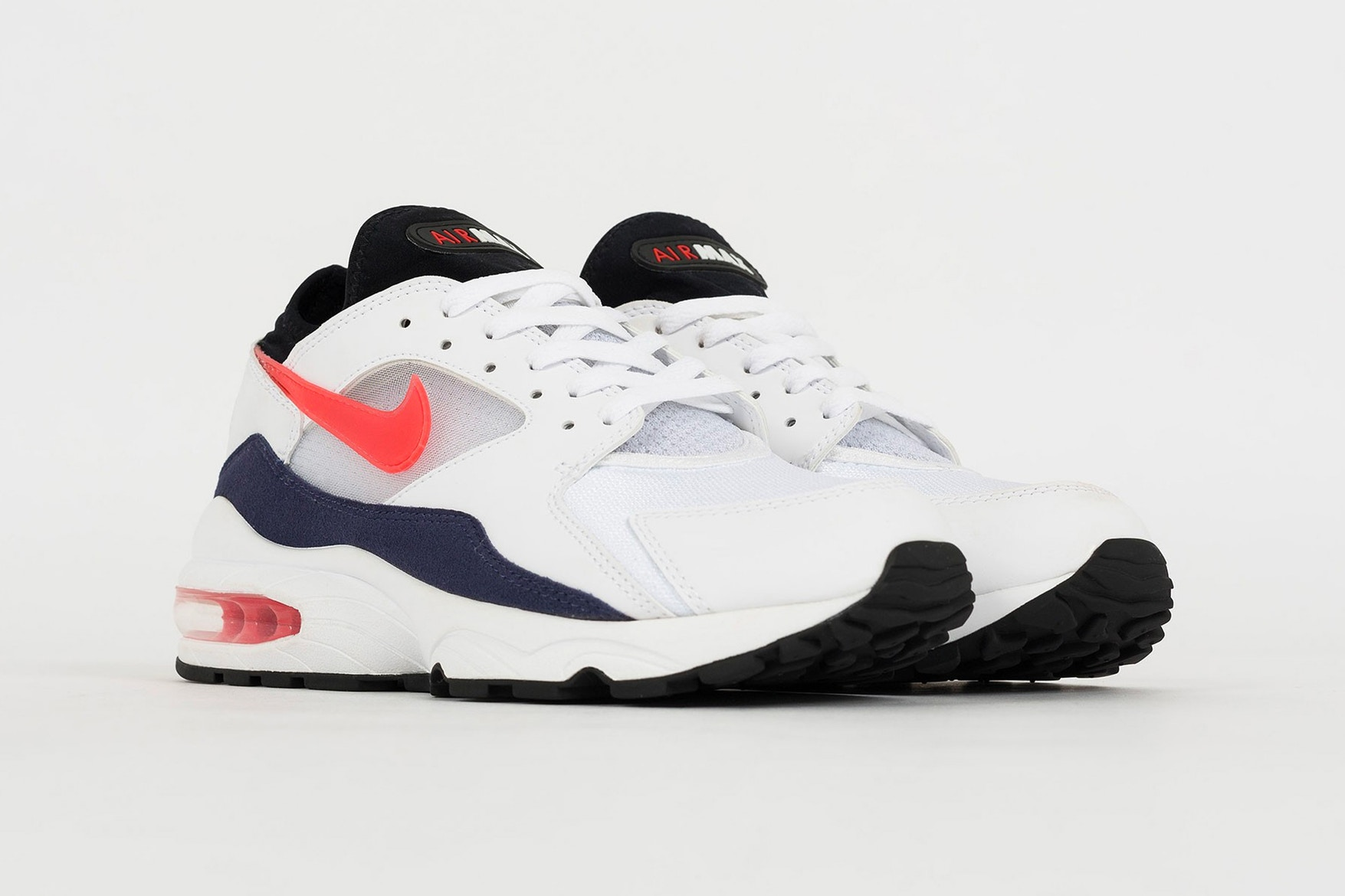 """The Nike Air Max 93 """"Flame Red"""" is Set to Make a Comeback – PAUSE Online 