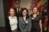 Sarah Bennett (Deutsche Bank),Jennie Dalby and Victoria Ball (Trowers and Hamlins)