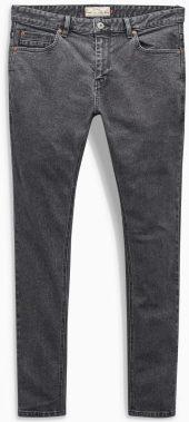 Dark grey jeans, £32, Next