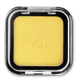 Smart Colour Eyeshadow in 'Pearly Yellow', Kiko Cosmetics (£2.50)