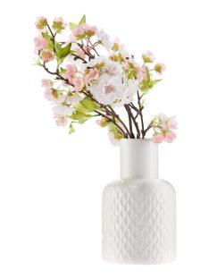 Junipa Cherry blossom vase, £60, House of Fraser