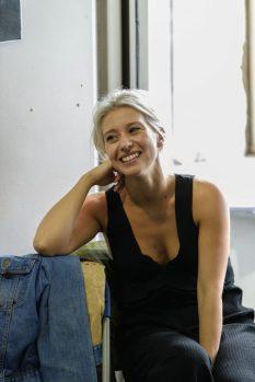 Zoë Doano 'Ellen'. Photo by Manuel Harlan