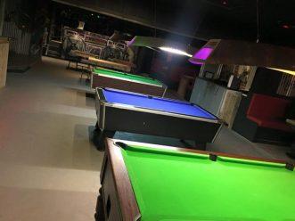 LVL1 - Pool tables