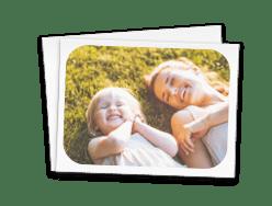 Downloads samples of postcards