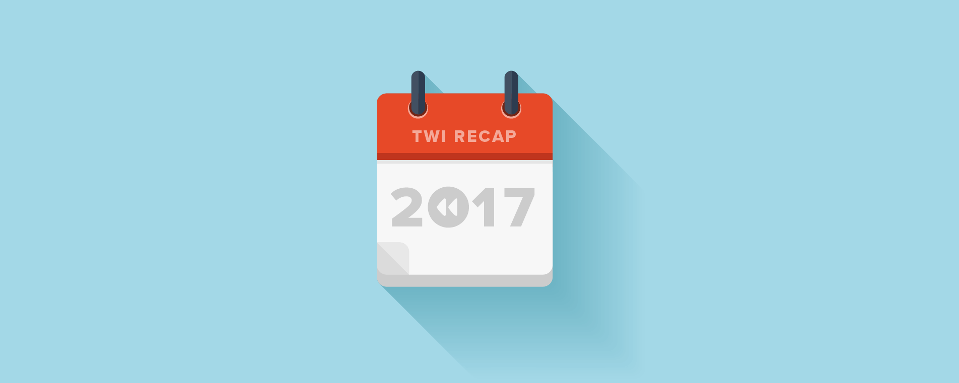 The yearly round-up – the 2017 edition