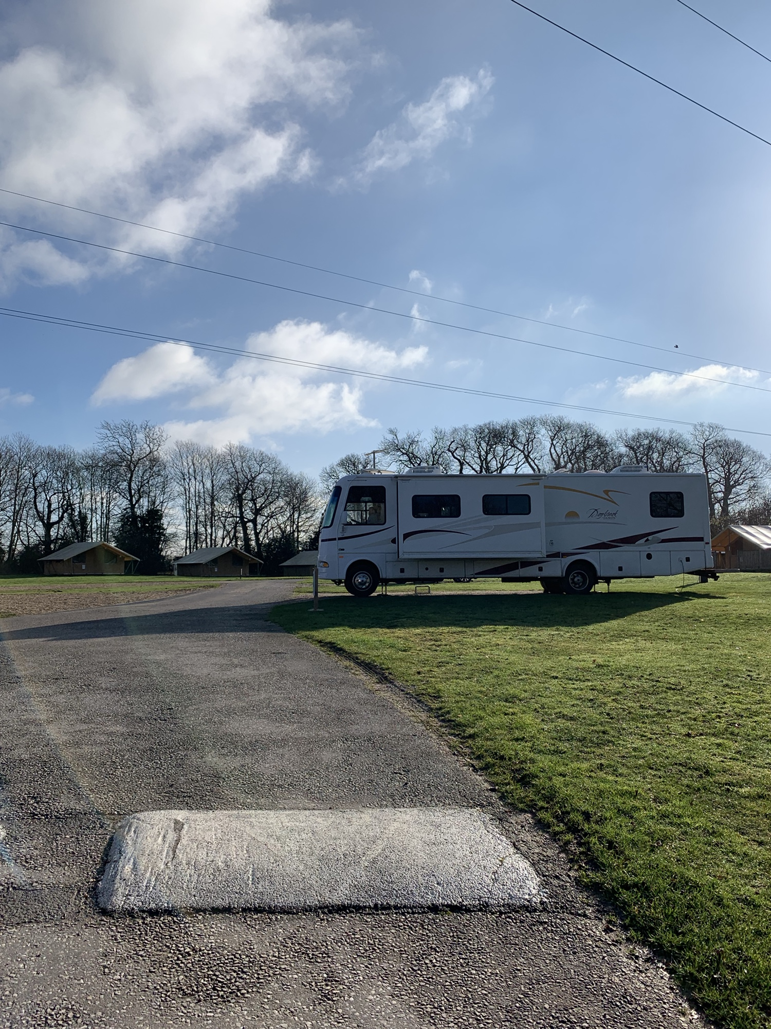 Review of Canterbury Camping and Caravan Club Site