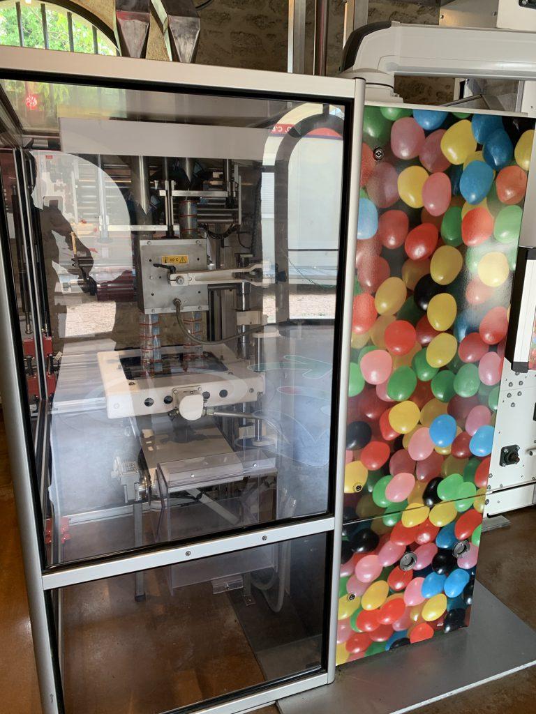 Sweet dispensing Machine