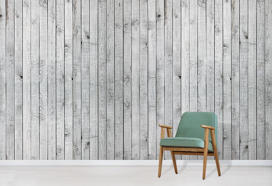 Wood Wallpaper Mural