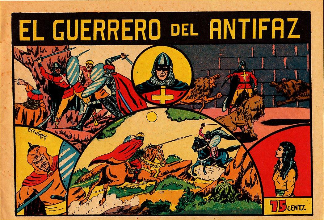 El Guerrero del Antifaz - Cuarto Muro