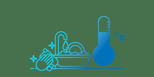 Manual Scullery Temperature Records