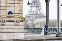 Свадьба у Эйфелевой башни