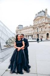 Париж фотограф. Свадебная фото сессия в Лувре