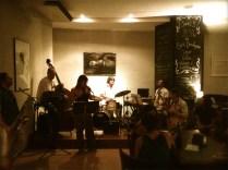 Valencia Jazz au Cronopio